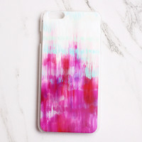 Watercolor Stroke iPhone Case