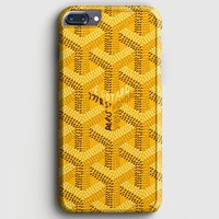 Goyard Destkop Wallpaper iPhone 8 Plus Case | casescraft