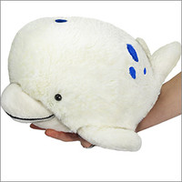 Mini Squishable Beluga