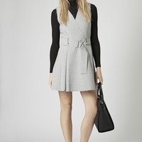 D-Ring Fitted Dress - Topshop