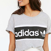 shosouvenir :Adidas Originals Women Loose Tee T-shirt