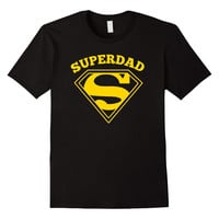 Superdad: Super Dad T-Shirt - Superhero Dad Gift Idea
