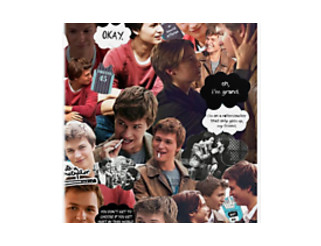Augustus Waters The Fault In Our Stars Collage