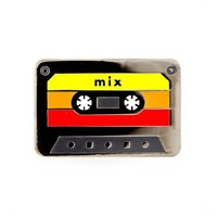 Music Mixtape Pin