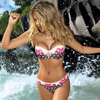 New Arrival Swimsuit Hot Beach Summer Sexy Print Swimwear Hot Sale Bikini [9707015242]