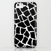 Mosaic Zoom Black and White iPhone & iPod Case by Project M   Society6