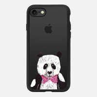 Casetify iPhone 7 Classic Grip Case - Dapper Panda by Kanika Mathur #iPhone 7