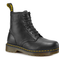 Dr Martens 1460 BLACK NAPPA - Doc Martens Boots and Shoes