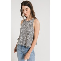 Swing Tank, White Leopard