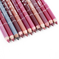 12 PC Waterproof Lip Liner Pencils