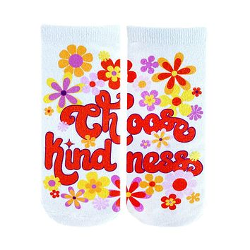 Choose Kindness Ankle Socks