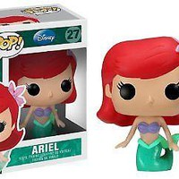 Funko Pop Disney: The Little Mermaid - Ariel Series 3 Vinyl Figure