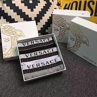 VERSACE: Perfect boxed underwear