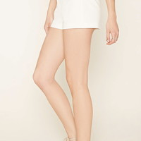 Contemporary High-Waist Shorts | Forever 21 - 2000177488