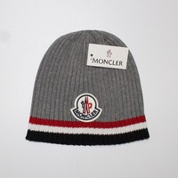 Moncler Hiphop Women Men Beanies Winter Knit Hat Cap-1