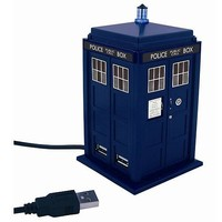 Doctor Who TARDIS USB Hub - Underground Toys - Doctor Who - Computer Accessories at Entertainment Earth