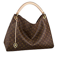 Louis Vuitton Monogram Canvas Artsy MM Handbag Article:M40249
