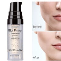 Blur Primer Makeup Base 6ml Face 24k Gold Elixir Oil Control Professional Matte Make Up Pores Brand Foundation Primer