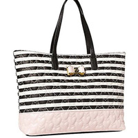 Betsey Johnson Be My Bow Shoulder Bag