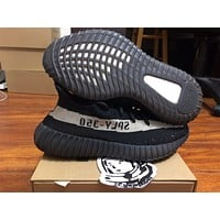 Adidas yeezy boost 350 V2 Oreo size 7 BY1604 DS 100% authentic