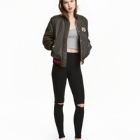 H&M Cut-out Leggings $17.99