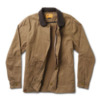 Fourstar: TNT Anithero Jacket - Dark Khaki