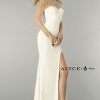 Alyce Prom 6375 Alyce Paris Prom Lillian's Prom Boutique
