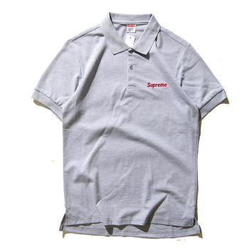 Cheap Women's and men's supreme t shirt for sale 85902898_0033