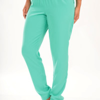 Crowd Pleaser Pants: Mint