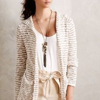 Sparkstripe Cardigan by Moth Ivory