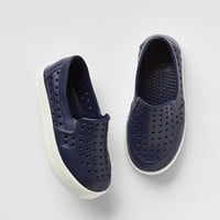 Perforated slip-ons