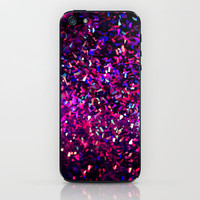 fascination in purple iPhone & iPod Skin by Sylvia Cook Photography | Society6