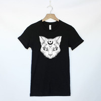 Sailor Moon Cat T-Shirt