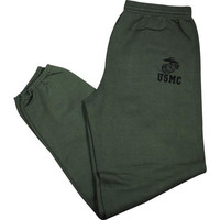 OD Green USMC Sweatpants