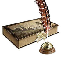 Harry Potter Hogwarts Writing Quill: WBshop.com - The Official Online Store of Warner Bros. Studios