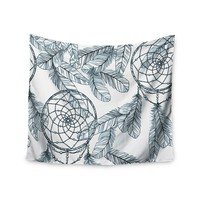 """""""Catching Dreams"""" Dream Catcher Wall Tapestry"""