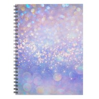 Leave a Little Sparkle (Dream Dust) Notebook