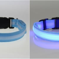 Cat Flashing Light Safety Collars