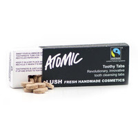 Atomic toothy tabs