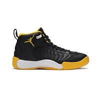 Air Jordan Men's Jumpman Pro Black University Gold