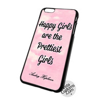 Quote Audrey Hepburn Cell Phones Cases For iPhone, iPad, iPod, Samsung Galaxy, Note, Htc, Blackberry