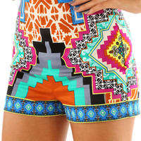 Looking Too Closely Shorts: Multi