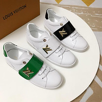 Louis Vuitton Women Fashion Frontrow Sneaker #2335
