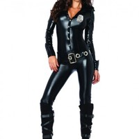 Black Officer Payne Costume @ Amiclubwear costume Online Store,sexy costume,women's costume,christmas costumes,adult christmas costumes,santa claus costumes,fancy dress costumes,halloween costumes,halloween costume ideas,pirate costume,dance costume,cost