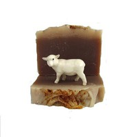 Artisan Soap Pumpkin Latte Cold Process Shea Butter Soap