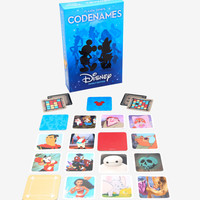 Disney Family Edition Codenames Game