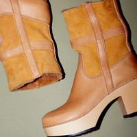 Free People Hippie Clog Boot