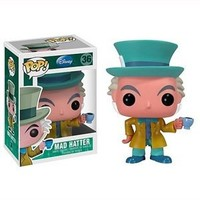 Funko POP Disney Series 3: Mad Hatter Vinyl Figure