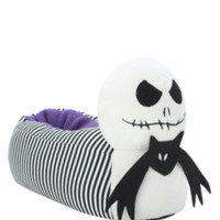 The Nightmare Before Christmas Jack Head Slippers