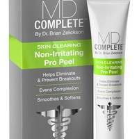 MD Complete: Skin Clearing Non-Irritating Pro Peel